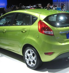 file 2011 ford fiesta ses hatch rear 2010 dc jpg [ 2204 x 1573 Pixel ]
