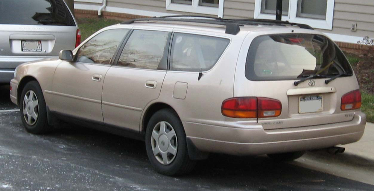 hight resolution of file 92 94 toyota camry le v6 wagon rear jpg