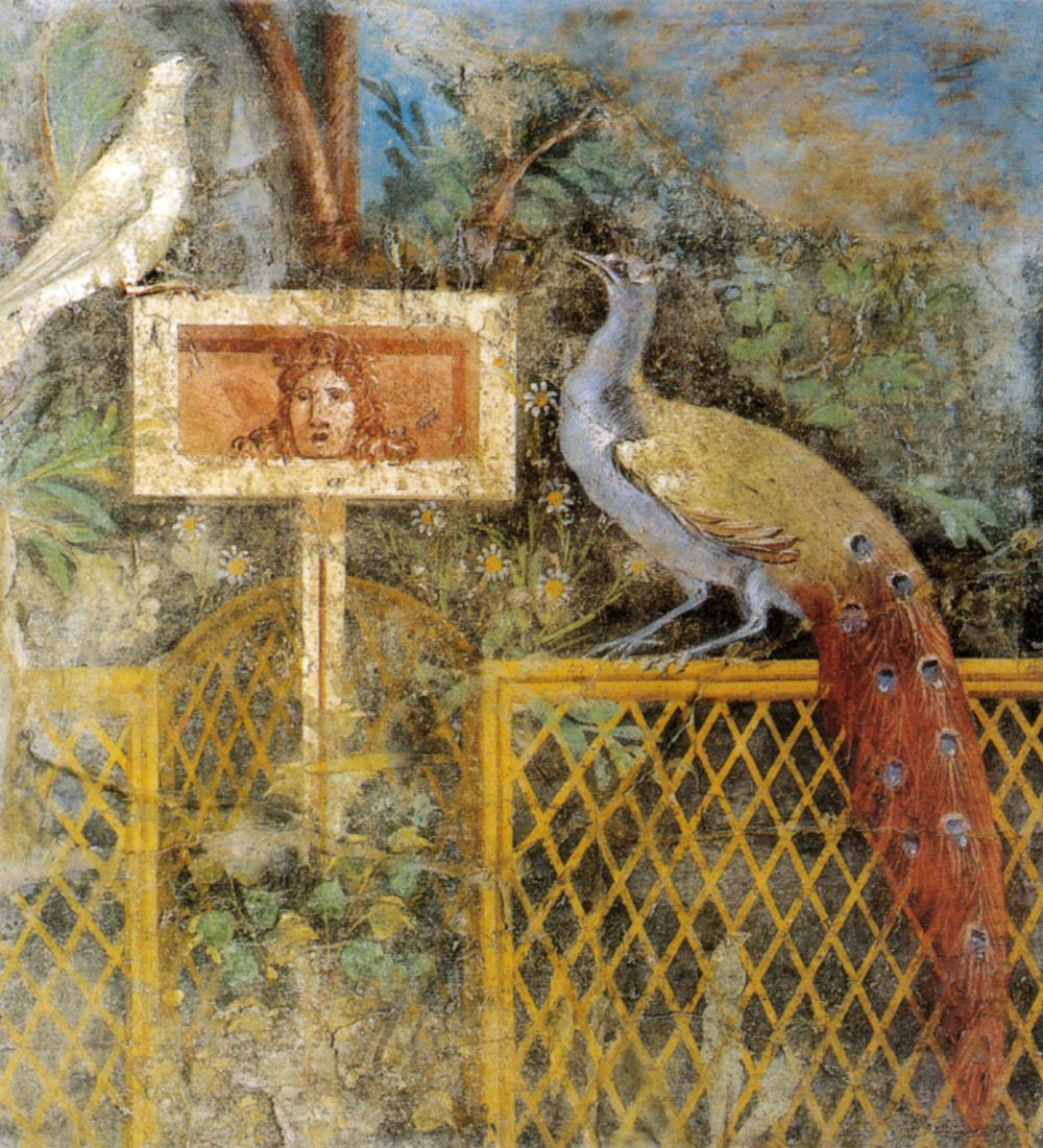 Pittura romana di giardino  Wikipedia