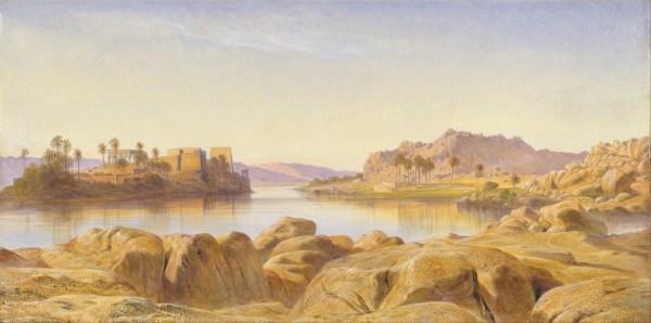 File Edward Lear - Philae Egypt Google Art