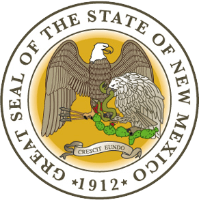English: Seal of New Mexico