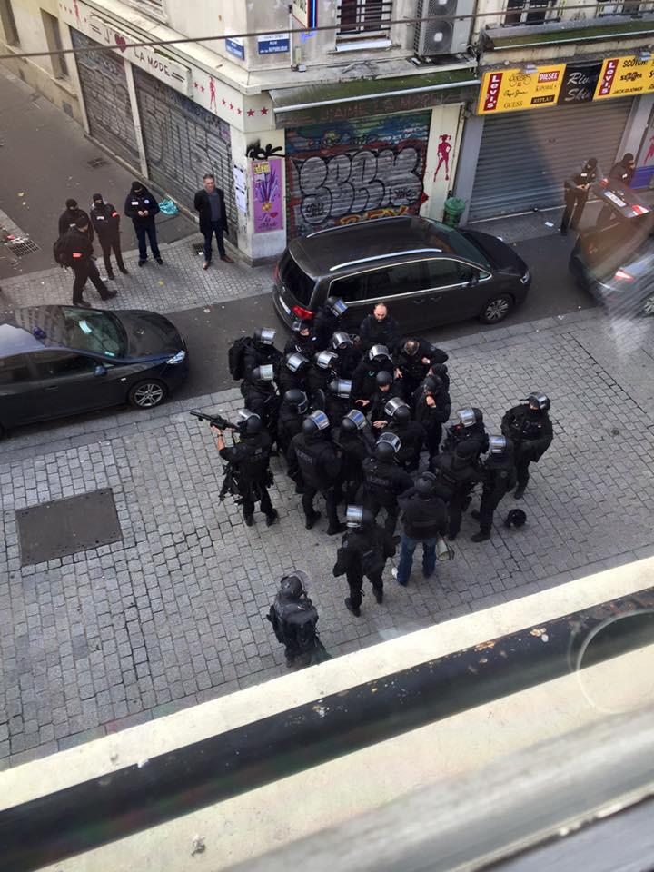 Rue De La République Saint Denis : république, saint, denis, File:Police, République, Saint-Denis, 2015.jpg, Wikimedia, Commons
