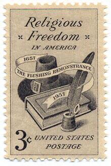 U.S Postage Stamp, 1957
