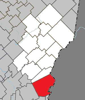 SaintZacharie, Quebec  Wikipedia
