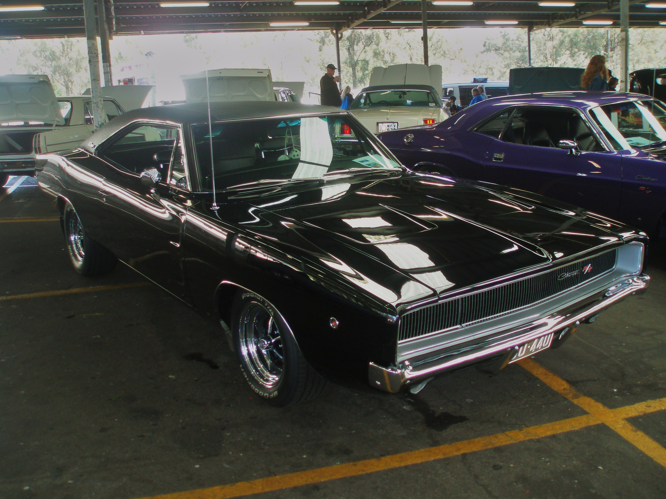 File1968 Dodge Charger 15942903475 Wikimedia Commons 1971 1968 Plymouth Roadrunner Wiring Diagram Related Video Of Demon 1979 7 68