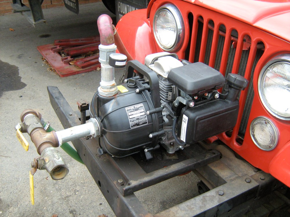 medium resolution of new pump on this vehicle