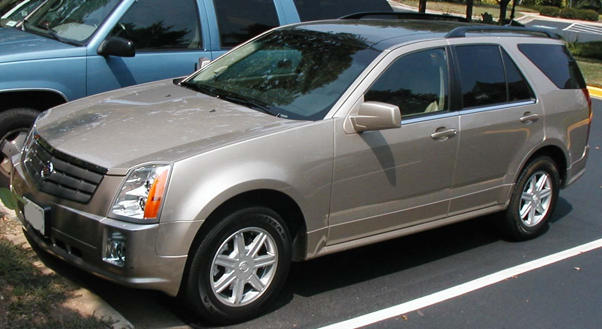 Cadillac SRX  Wikipdia a enciclopdia livre