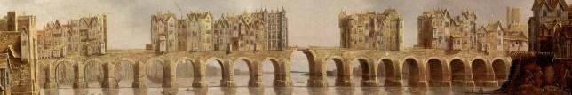 London Bridge- Tudor Era