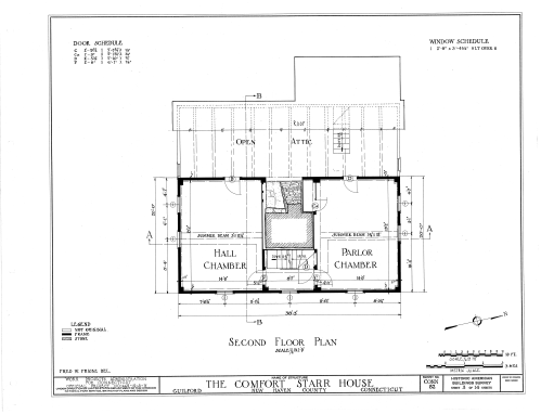 small resolution of file comfort starr house guilford new haven county ct habs conn 5 guil 18 sheet 3 of 14 png