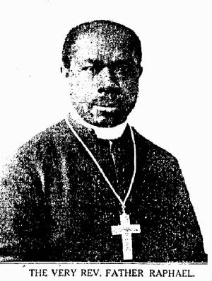 Very Rev. Fr. Raphael Morgan (Robert Josias Mo...