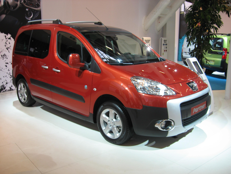 File Peugeot Partner Mk2 Jpg Wikimedia Commons