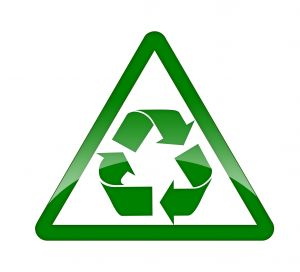 English: Recycle logo
