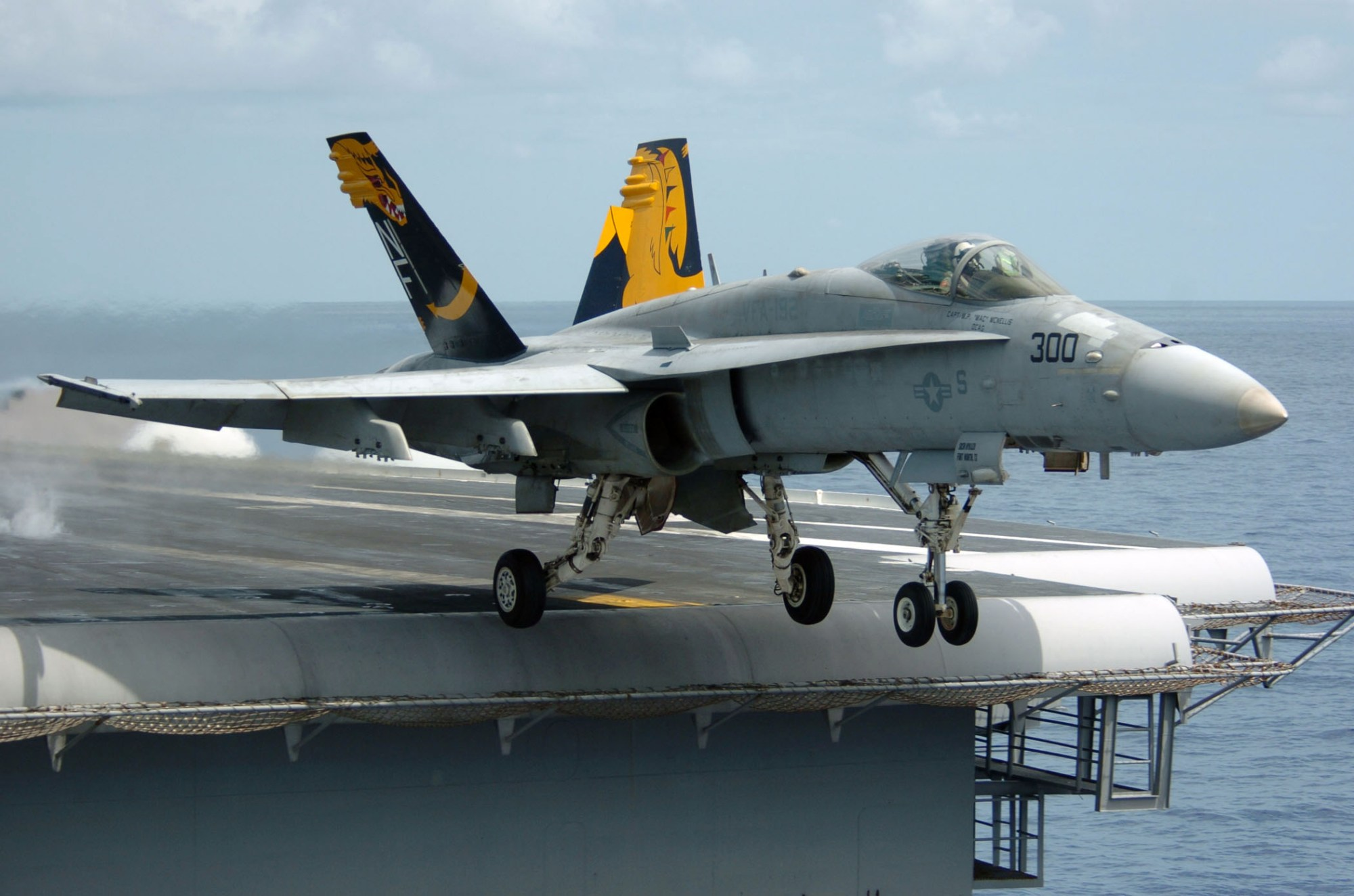 hight resolution of f a 18 hornet fighter departing aircraft carrier a gray overall aircraft