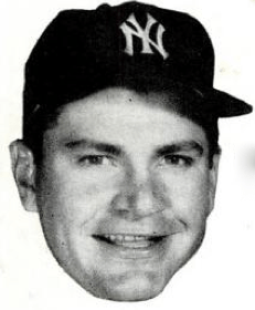 English: New York Yankees pitcher Bob Turley i...