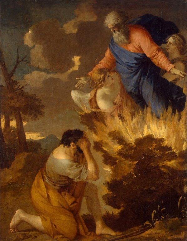burning bush # 54