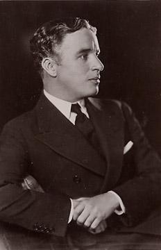 Comedy icon Charlie Chaplin