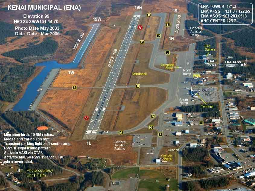 Kenai Municipal Airport  Wikipedia