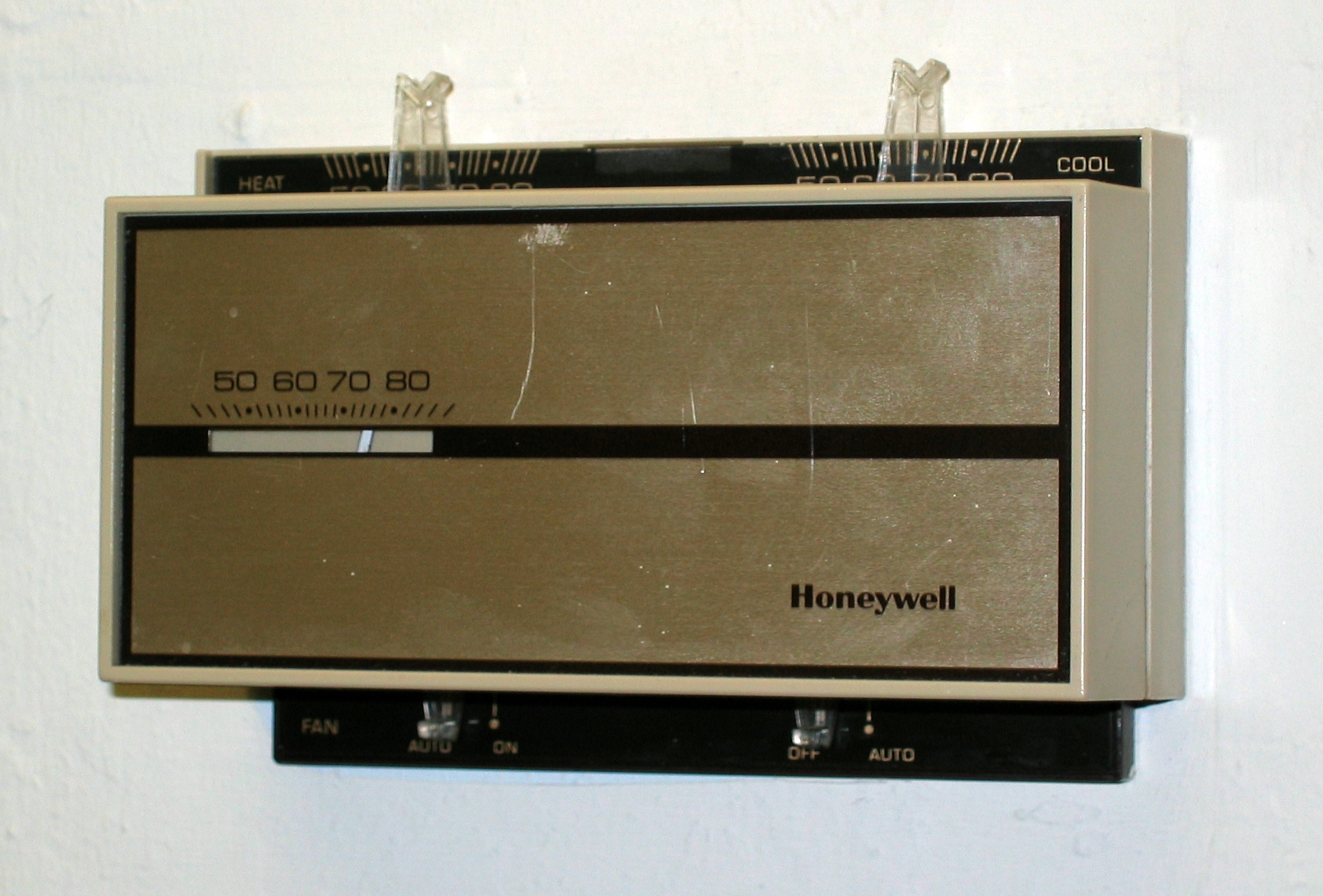 Old Round Honeywell Thermostat Manual Troubleshooting