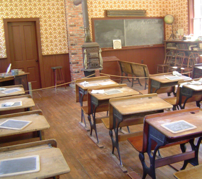 File Wpv One Room Schoolhouse