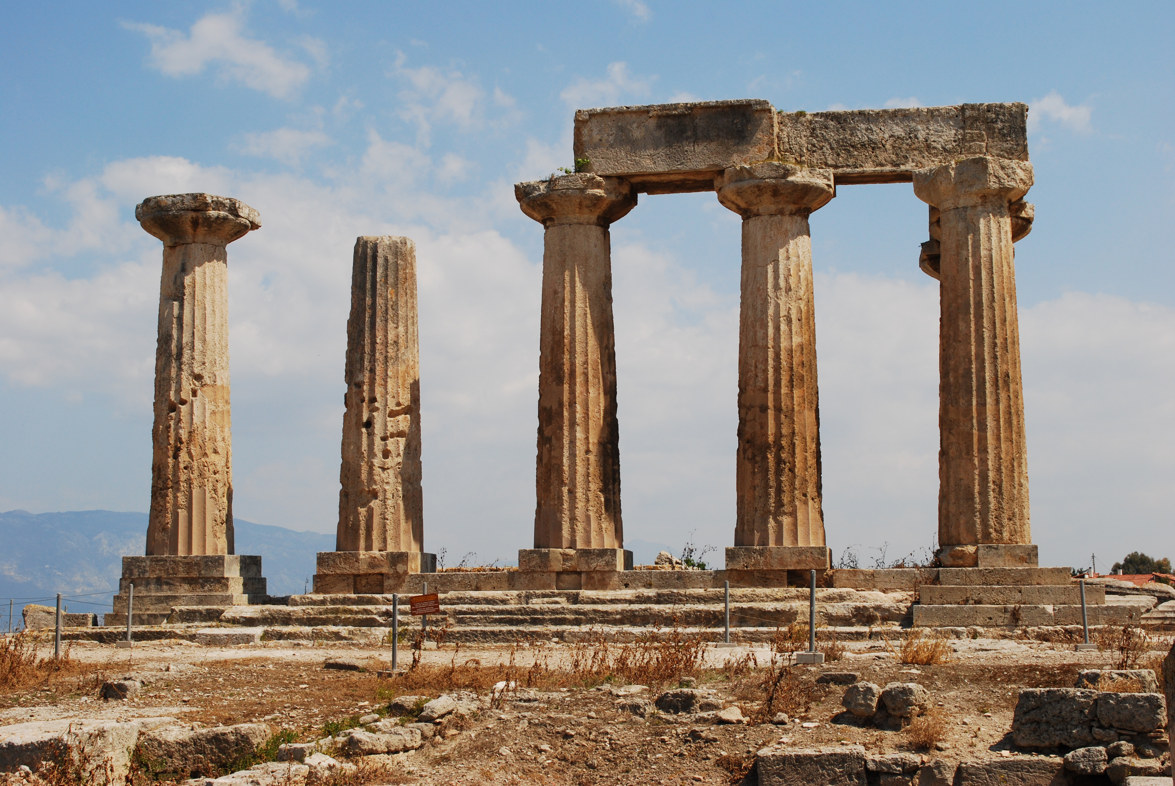 Images About Greek Architecture
