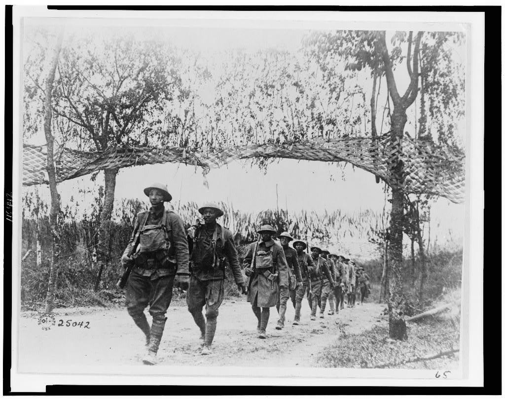 Race In World War I