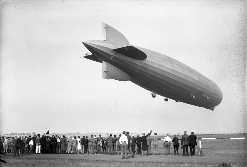 LZ 127 Graf Zeppelin  Wikipedia