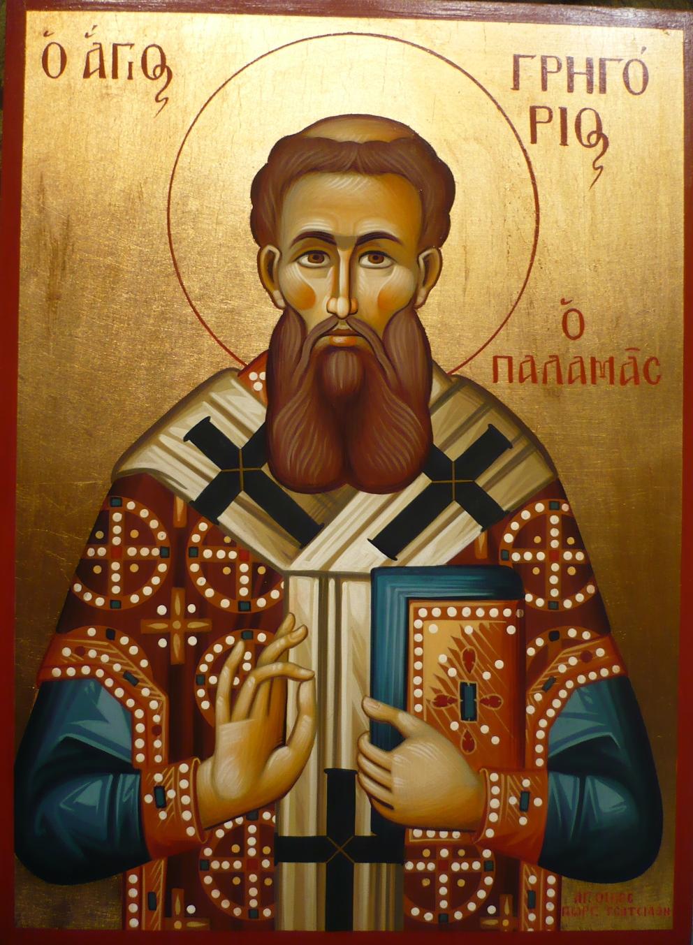 Risultati immagini per san gregorio palamas