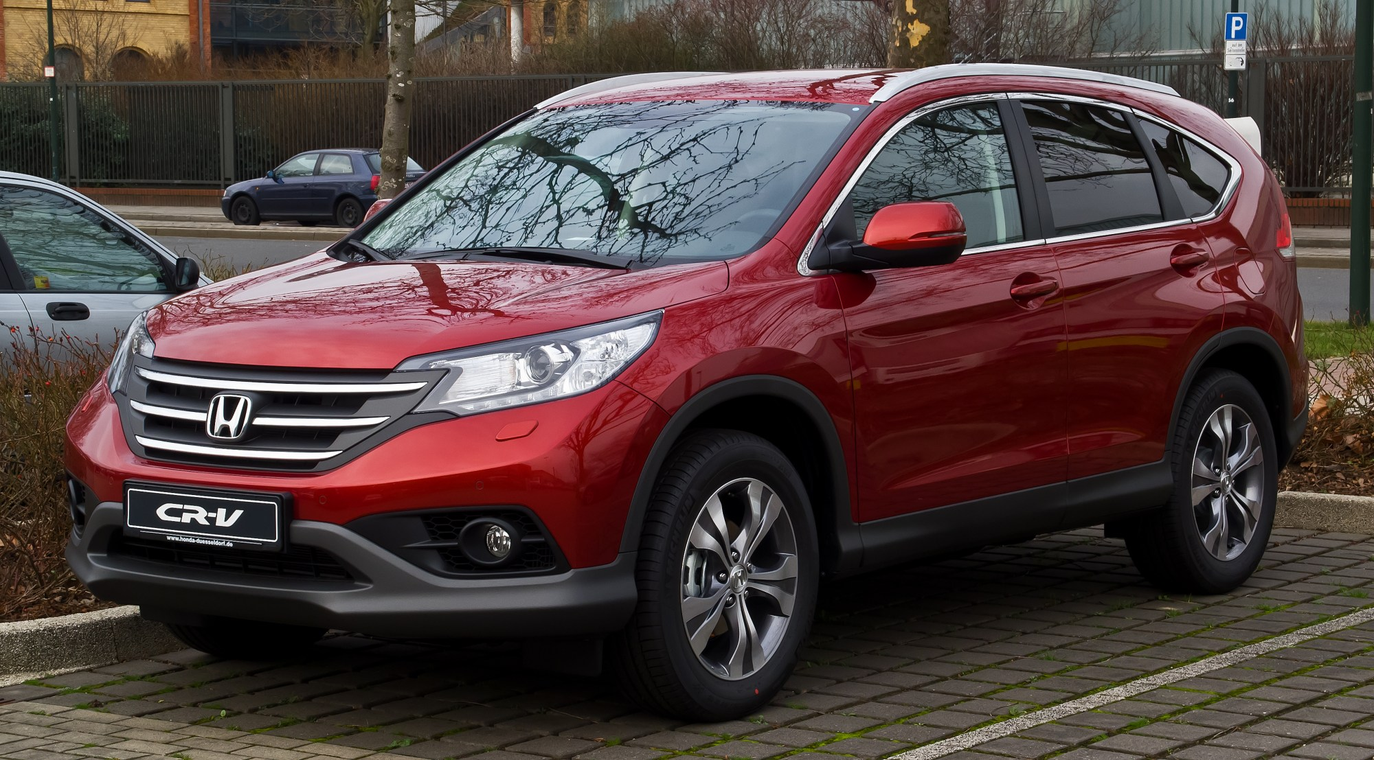 hight resolution of honda cr v 2 2 i dtec lifestyle iv frontansicht 25