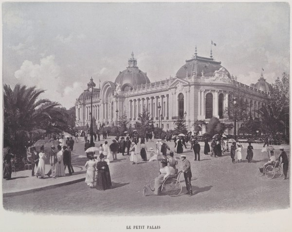 1000 Art Material Exposition Universelle