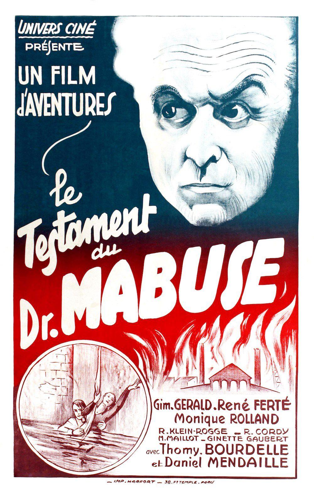 Le Testament Du Docteur Mabuse : testament, docteur, mabuse, File:Le, Testament, Docteur, Mabuse.jpg, Wikimedia, Commons