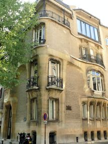 Hotel Guimard Paris In