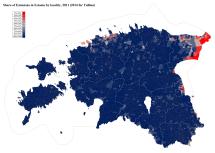 Demographics Of Estonia Wiki Everipedia