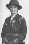 English: Agnes Baden-Powell Русский: Агнес Бад...