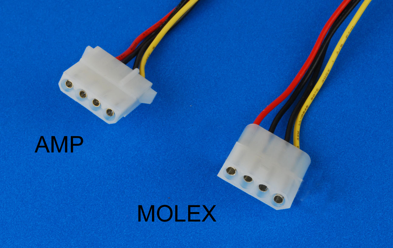 Pcie 8 Pin Wiring Diagram Gtx970 Using Two Single Molex To 6 Pin Instead Of Two