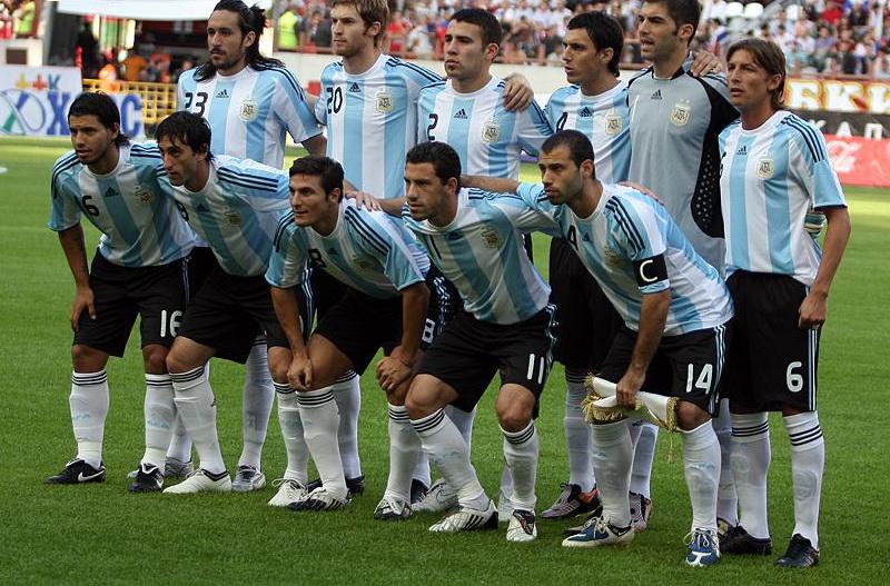 Seleccion De Futbol De Argentina