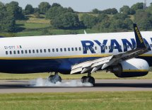 File Boeing 737-800 Ei-dyy Of Ryanair Lands Bristol