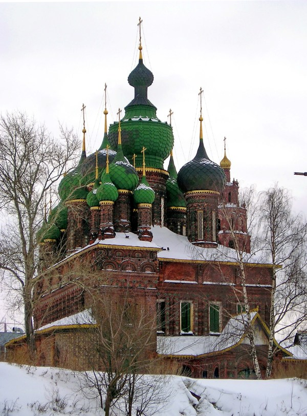 Russian Church Architecture