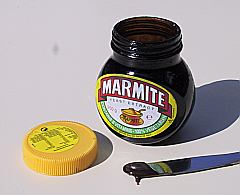 Marmite and Vegemite have a distinctive dark c...