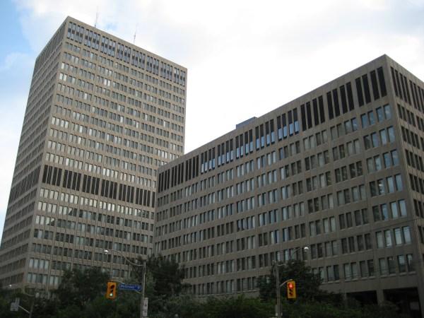 Ontario Toronto Government Buildings
