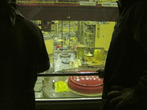 Paks Nuclear Power Plant Reactor Hall