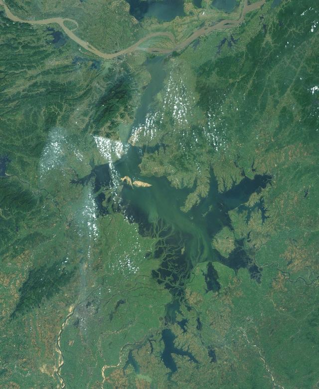Poyang Lake  Wikipedia