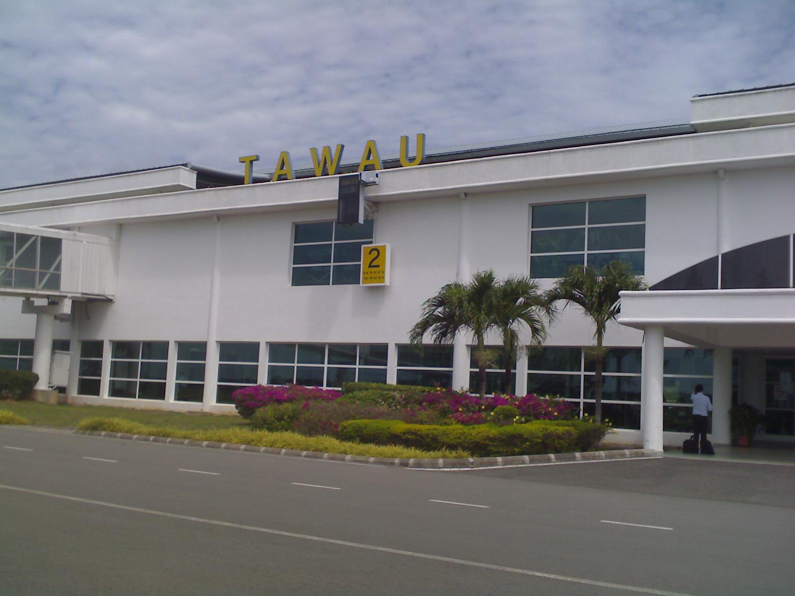 Bandar Udara Tawau  Wikipedia bahasa Indonesia