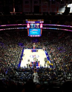 The ers playing los angeles lakers at wells fargo center in also philadelphia wikipedia rh enpedia