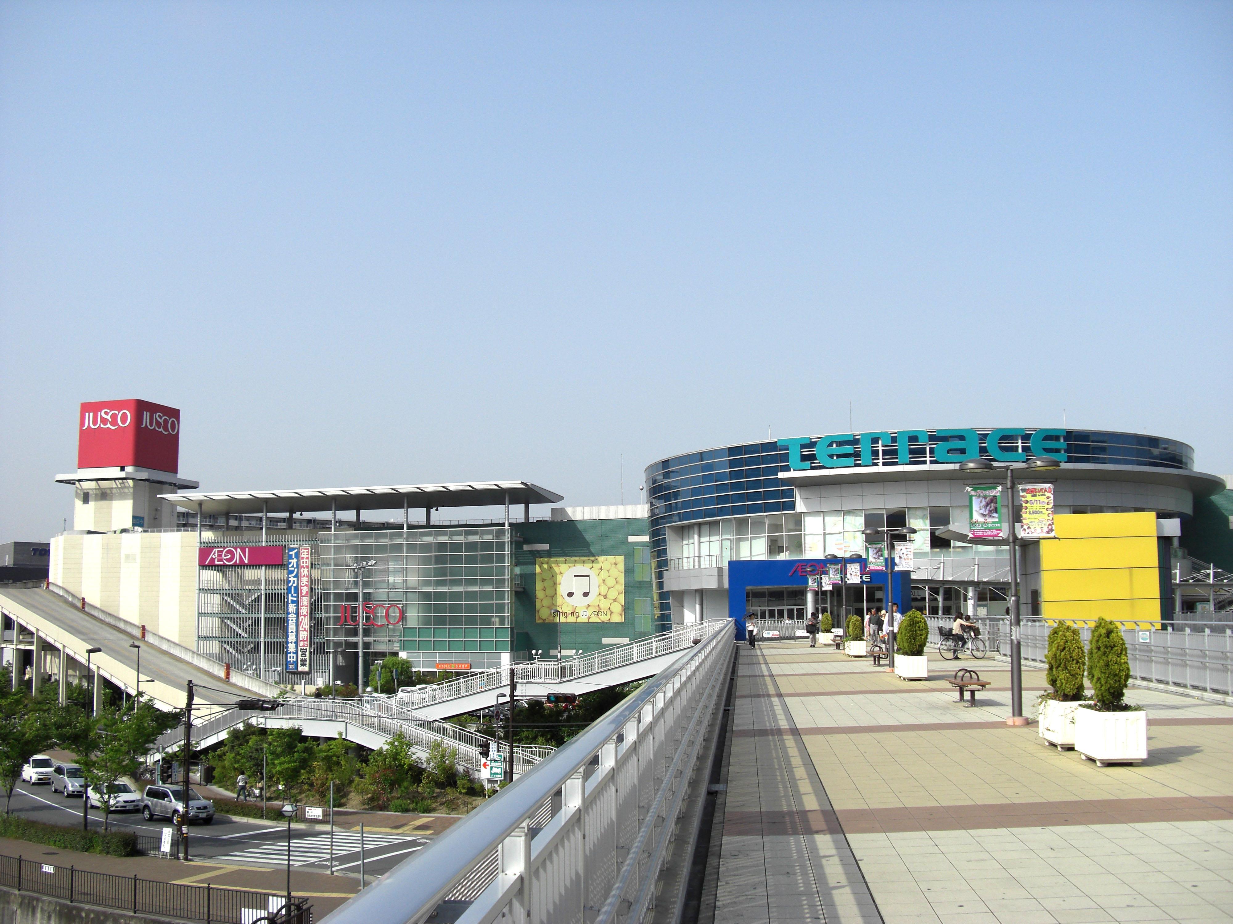 イオンモール伊丹 : 【必見】日本の巨大ショッピングモールの ...