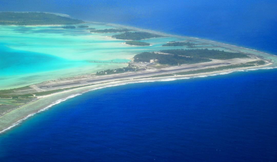 Aéroport de Bora Bora- Most surreal places to visit