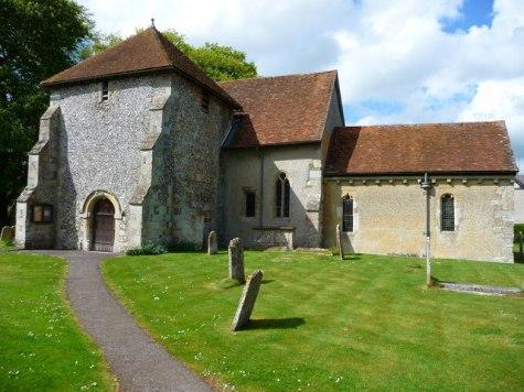 Bulford - St Leonards Church
