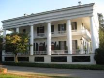Greek Revival Houses in Washington Georgia