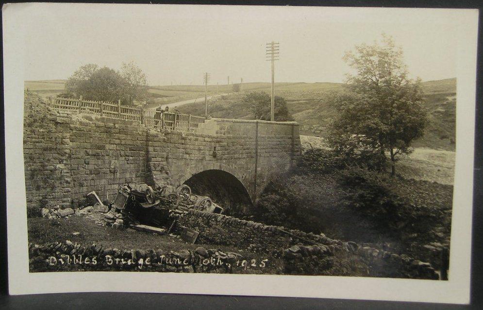 Dibbles Bridge Coach Crash 1925 Wikipedia