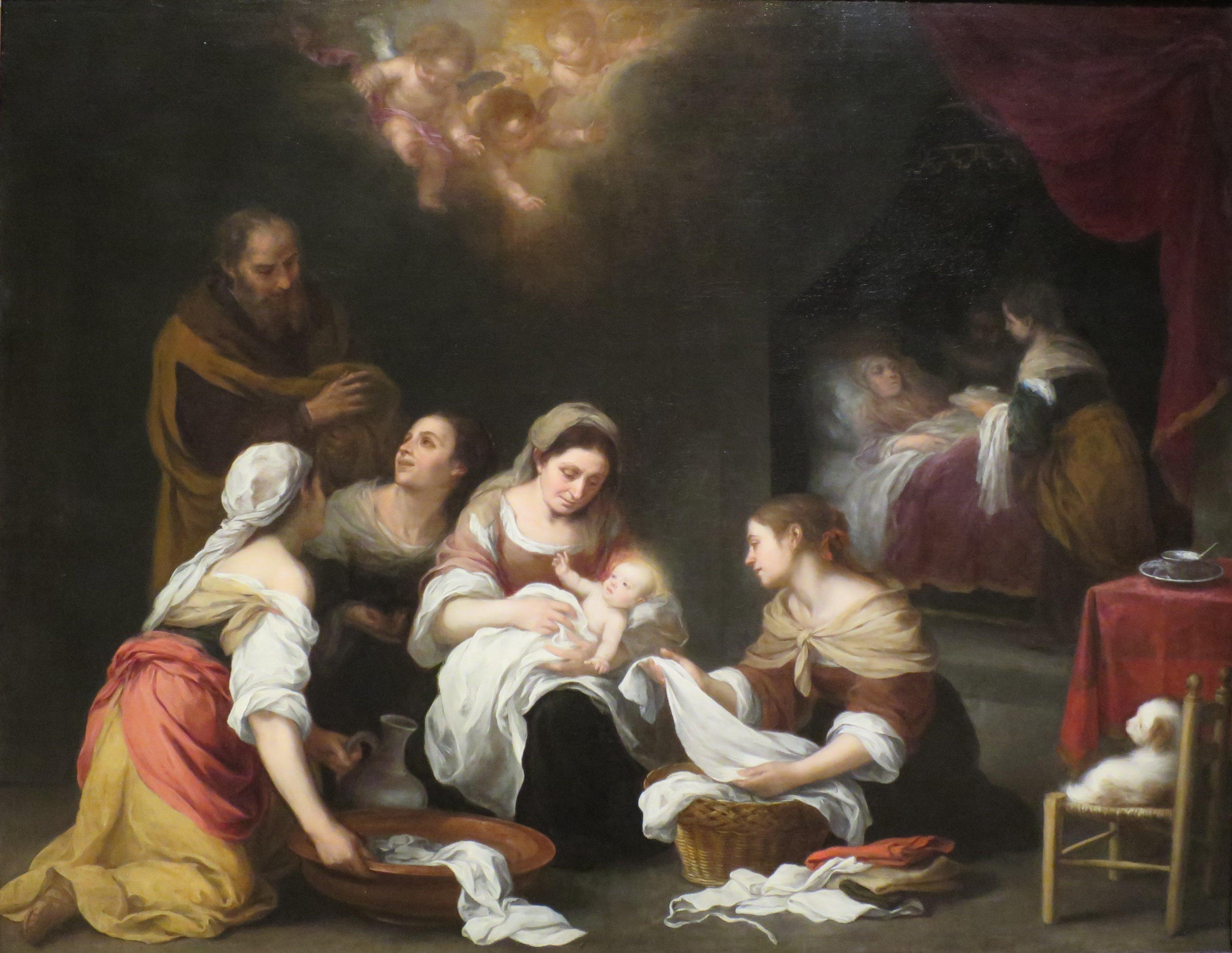 Archivo Murillocimiento De San Juan Bautista