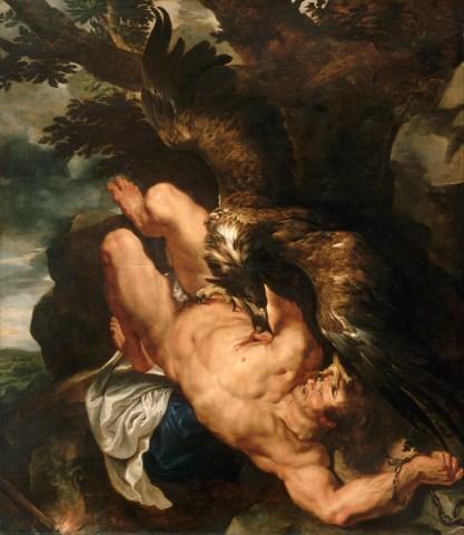 Peter-Paul Rubens, Prometheus Bound